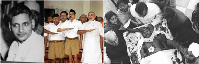 Nathuram Godse and the RSS Connection – We can forget history only at our own peril