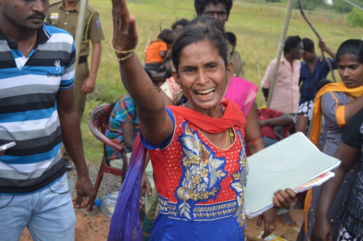 கேப்பாப்புலவு – பெண்கள் நீதி கேட்கும் மண்ணில் அடுத்த தலைமுறைகள் பிறக்கும்
