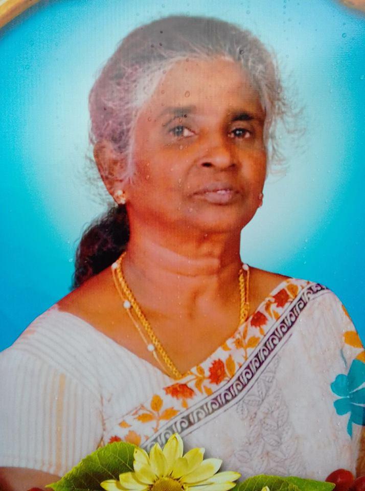 கண்ணீர் அஞ்சலி அமரர் ஜெராட் சாரதா