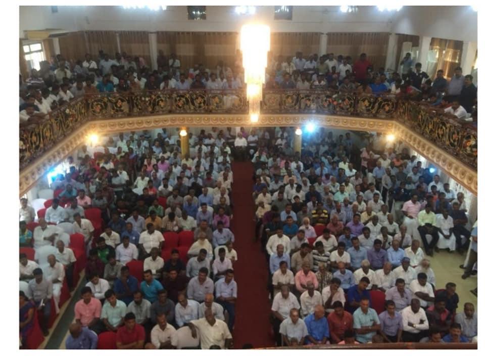விக்கினேஸ்வரனும் அவரது 40 நேர்மையற்ற திருடர்களும்